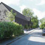Nya Långbrodalsskolan med konstverk invigdes