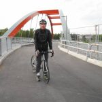 Efterlängtad bro för cyklister och bilister invigdes