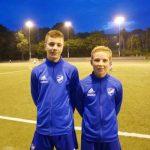 14-åringar gör debut i seniorlaget
