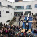 Nya Hägerstenshamnens skola invigd