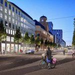 Vasagatan byggs om för cyklister och gångtrafikanter