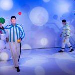 Kretsteatern premiärspelar på Telefonplan
