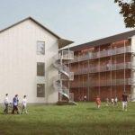 Öppet hus om tillfälliga bostäder för nyanlända
