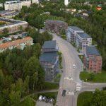 Nya bostäder mellan Bredäng och Mälarhöjden