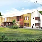 Ny stor förskola ersätter baracker