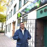 Nya restaurangen i centrum öppnar – äntligen