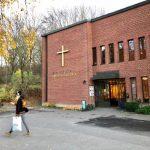 Gröndals kyrka – arkitektonisk pärla nu mitt i byn