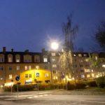 Nya bostäder planeras vid Svandammsparken