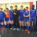 Aspudden-Tellus U14 vinnare i futsal