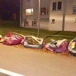 Insändare: Säckarna är fortfarande kvar