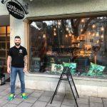 Bra start för nyöppnat brasilianskt kafé