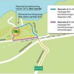 Domstol stoppar tunga tunnellastbilar på Hägerstens allé