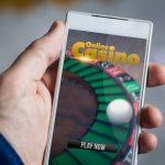 Drastisk ökning av spel på nätcasinon