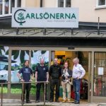 Nyöppnat i Gröndal: Carlsönerna har allt inom skog och trädgård