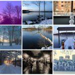 Rösta på finaste vinterbilden