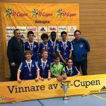 IFK Aspudden -Tellus vinnare i världens största inomhusturnering