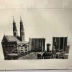 Liljeholmsbron och kvinnors väntan när Hägersten visas på Vårsalongen