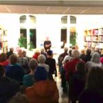 Hornstulls bibliotek öppnar ny scen för samhällspolitik
