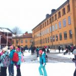 Vattenläcka på Mälarhöjdens skola drabbar hundratals elever