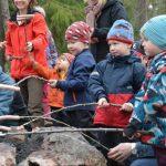 Succé för familjescouting i Älvsjö