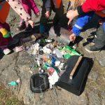 Insändare: Vi barn kan skada oss på glaset ni kastar på Sjöberget