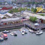 Om Lövholmen: Granville Island i Vancouver bra förebild