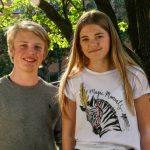 Freja och Axel om sin konfirmation: Det roligaste vi gjort