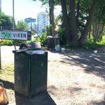 Insändare: Ta gärna med era sopor hem efter er picknick