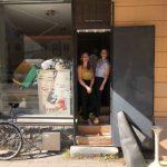 Systrar öppnar Fabelbar i Aspudden – mat, kaffe, dryck och samtal