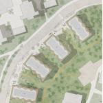 Förslag: 100 nya lägenheter byggs på parkmark i Älvsjö