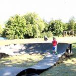Skateboardbanan flyttar till Trekanten