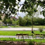 Nu öppnar nyrenoverade Svandammsparken