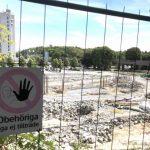 Miljöfarliga ämnen stoppar bostadsbygge vid Telefonplan