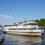 Premiär för fler avgångar med pendelbåten från Gröndal