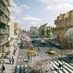 MP: Gör Örbyleden till stadsgata med 4000 nya bostäder