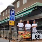 Populära pizzerian på ny plats