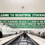 Centern: Vi vill se Stockholm mer välkomnande, öppet och globalt