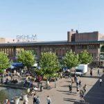 Stort kalas när Skärholmen centrum fyller 50 år