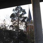 Krönika: När kyrkan under Essingeleden fick sin första präst