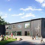 Nybyggd förskola i Solberga öppnar snart