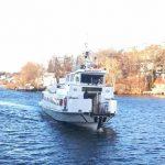 Allt fler tar pendelbåten till jobbet