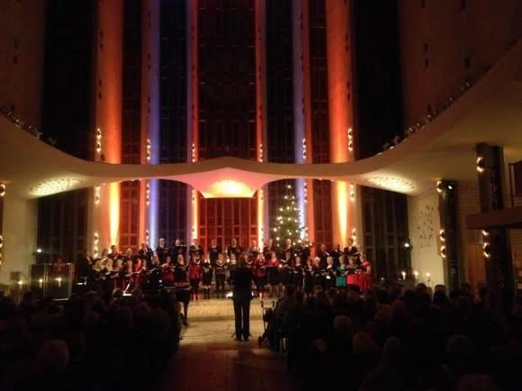 Julkonsert - traditionell julmusik i Uppenbarelsekyrkan