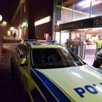 Personrån i Axelsberg – offer förd till sjukhus