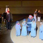Succé för luciashowen på Mälarhöjdens ridskola