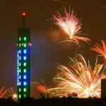 Sista nyårsafton med egna raketer