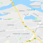 Förslag: Här kan ett utegym ligga i Gröndal