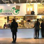 Ny grön restaurang öppnar vid Telefonplan