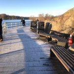 Då öppnar strandpromenaden Örnsberg-Vinterviken igen