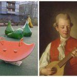 Så skildrade Bellman vägen Brännkyrka – Fruktparken