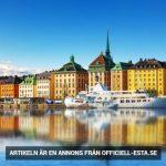 Att välja flyg från Stockholm